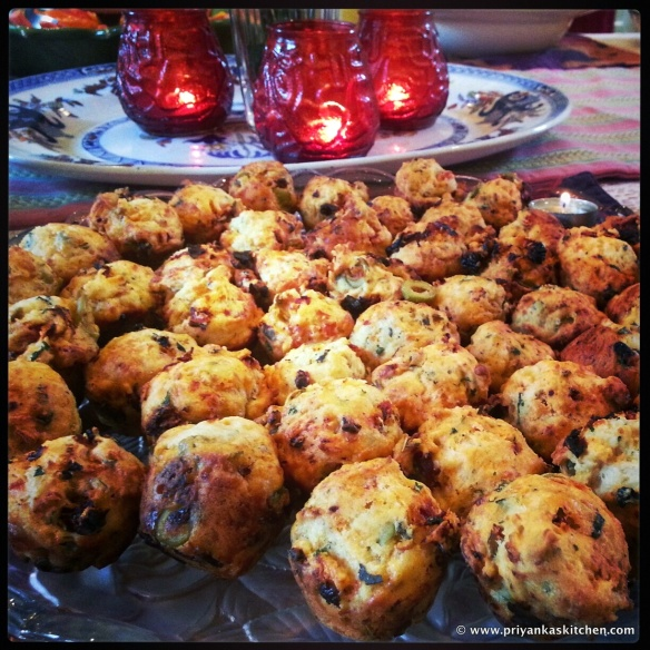 Sun-Dried Tomato and Olive Muffin